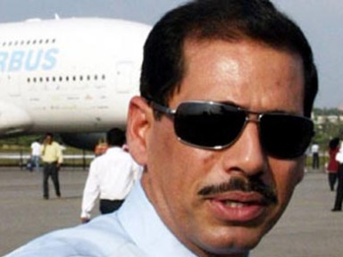"""Vadra had termed the inquiry commission as a """"political witch-hunt"""""""