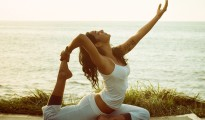 Today about two billion people of the world are doing some form of yoga, and it should grow more