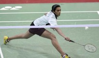 Sindhu, who is world No 12 , dished out some superb strokes and acute angled returns