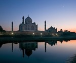 The eco-sensitive zone acts as a buffer for the Taj Mahal against toxic gases released by Mathura Refinery