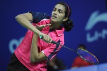 Sindhu took less than an hour on Friday to tame the World No 2