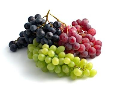 Le fibre uva promuovere l'effetto lassativo.