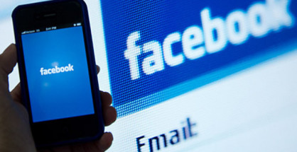 The boy, a student of Class 9, was chatting on Facebook on Wednesday night on his mobile phone