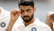 Jadeja finished with yet another five wicket haul