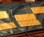 Nadim Ali, in his 40s and a resident of Muzaffarnagar in Uttar Pradesh, was arrested after the gold was recovered from him