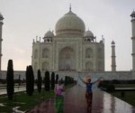 The city of Agra and its neighbouring areas have not received rainfall for the past fortnight