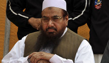 Our views on Hafiz Saeed are very clear. To us, he is the evil mastermind of the attacks on Mumbai