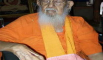 He was at the forefront of the Ram Janmabhoomi movement in the 1990s