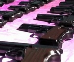 It is the first time security forces have busted an arms manufacturing unit
