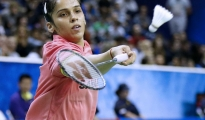 Saina overpowered her Japanese opponent 21-12 and 22-20