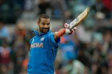 Opener Shikhar Dhawan (51 off 25) scored a quick-fire half century
