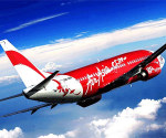 GMR Hyderabad International Airport Ltd (GHIAL) announced that it has added one more domestic airline to its kitty