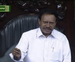 The stand of agitated members prompted Thambidurai to say that the government has to come forward over the issue