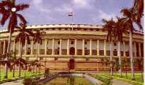 Prime Minister Narendra Modi was present in the house