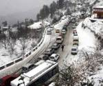 He said there are chances of heavy to very heavy snow in the state till January 22