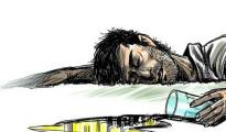 In Malihabad tehsil of Lucknow 15 persons died after consuming hooch