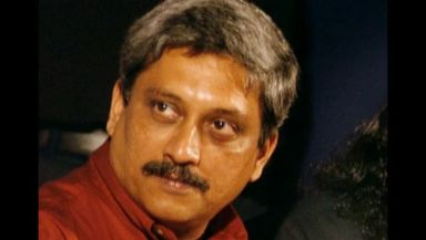 This is Parrikar's second visit to the US in eight months