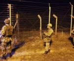 This was retaliated to by the alert personnel of the BSF in equal measures