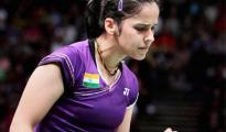 Saina outplayed the Spanish World No 7 to win the one-hour and 19-minute marathon final 19-21, 25-23, 21-16 and clinch the Grand Prix Gold crown