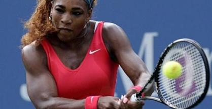 The No 1-seeded Williams recorded a straight sets 6-3, 7-6(5) victory over the No 2-seeded Sharapova