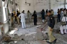 A number of victims were trapped under the debris after the roof of the imambargah collapsed