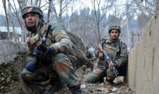 The security forces have launched and extensive search operation to ascertain whether the slain terrorists were accompanied by other terrorists
