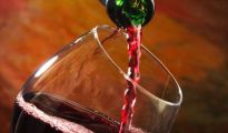 The wine samples ranged from 10 to 76 parts per billion, with an average of 24 parts per billion