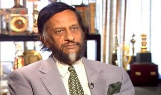 Pachauri was removed as TERI head in July