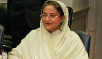 Hasina described Khaleda as an instigator for influencing people against the power plant