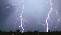 Three people had died of lightening in Nalgonda district