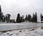In Shimla the minimum temperature recorded was 1.7 degrees Celsius