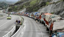 This long closure of the highway has trigerred shortage of essentials of life in the landlocked valley