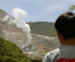 Mount Hakone last erupted 2,900 years ago