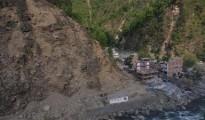 In Myagdi district, landslides have claimed atleast six lives