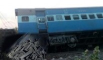 The derailed coaches include two general and three sleeper compartments