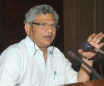 """Yechury called for building """"intellectual resistance against the fast approaching fascism"""""""
