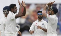 Ashwin was the star of the show, claiming figures of 7/66 in the second innings