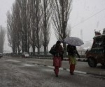 In Srinagar, it was chilly and cloudy while morning in Jammu was hazy