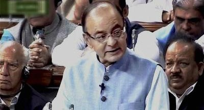 Jaitley, however, said any individual case could not be discussed in the house