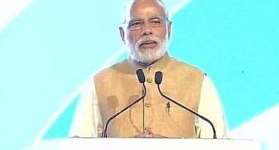 Modi also asserted the importance of skill development to boost employment opportunities in the region