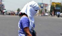 Nalgonda was the hottest place with mercury rising to 45 degrees