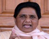 Choudhary accused Mayawati of raising money for her own family