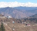 Uttarakhand shares a 350-km-long boundary with China