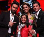 Nishtha was on the top of the world with the win
